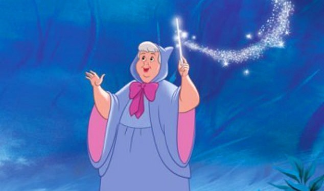 We need a magic moment, Fairy Godmother
