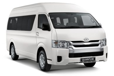 Fourteen-seat Toyota Quantum reimagined as HiAce GL