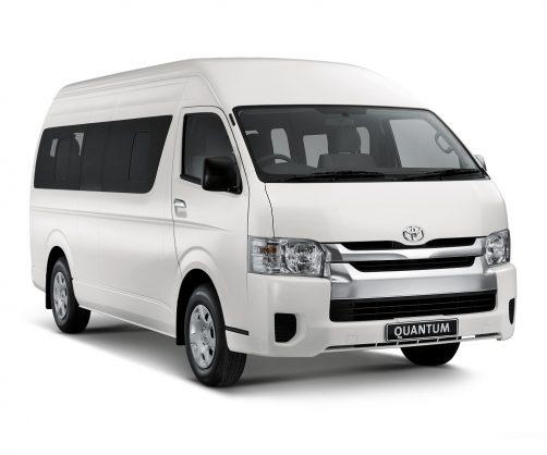 Fourteen-seat Toyota Quantum reimagined as HiAce GL