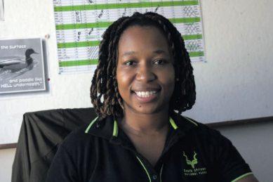 Zoliswa Nhleko: On a mission to stop the extinction of rhinos