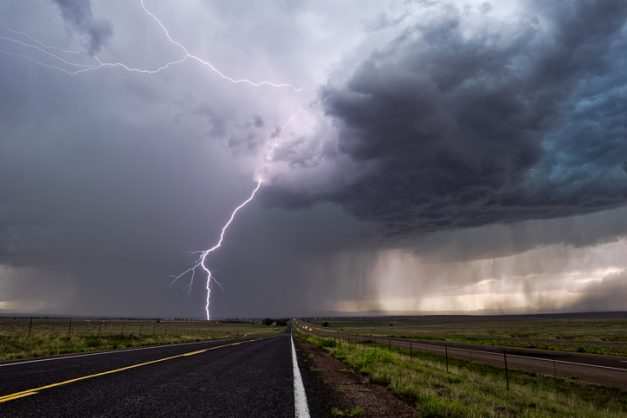 Thunderstorms expected in Gauteng on Thursday afternoon