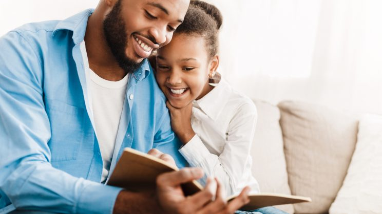 Five reasons why you should read aloud to your kids – and pick their favourite book
