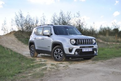 Jeep's baby Renegade still needs a bit of growing-up