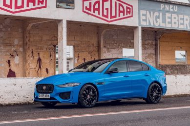 Jaguar-Land Rover's special XE and Velar heading to the UK