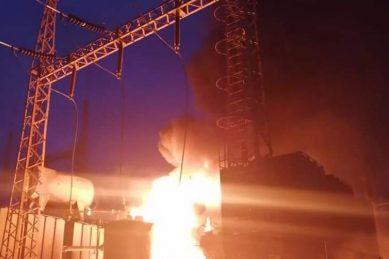 Lights slowly return to Pretoria after substation fire