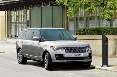 All-new Range Rover coming in 2022 with all plug power option