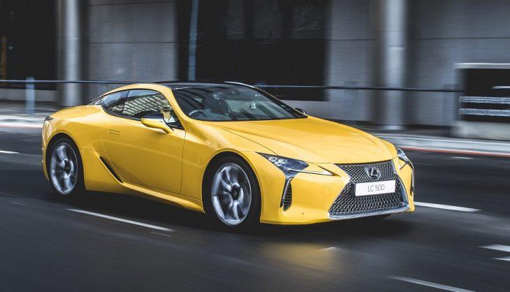 Lexus confirms turbocharged V8 F-car future