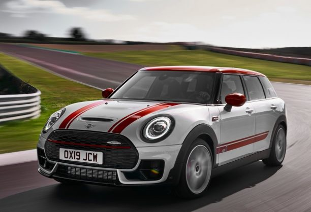 Mini Clubman on the cards to make SUV transition