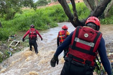 Search continues for six-year-old swept away by flash floods in KZN