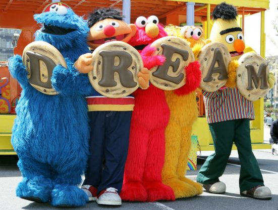 At 50, Sesame Street still going strong — and big honor awaits