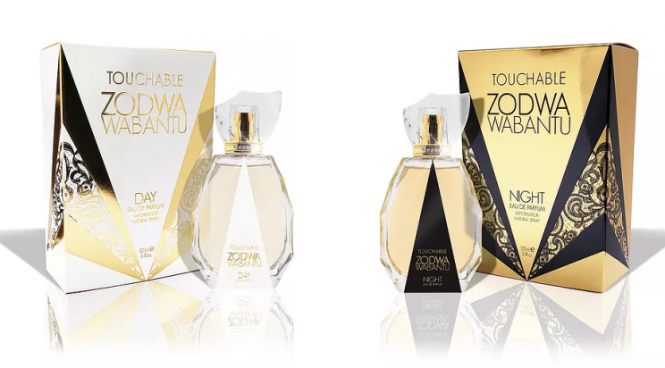 Zodwa Wabantu launches her 'day' and 'night' fragrances