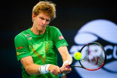 Big-serving Kevin Anderson starts 2020 with promise
