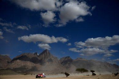 WATCH: Dakar stage two highlights