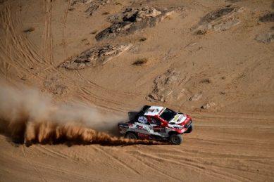 WATCH: Dakar stage four highlights