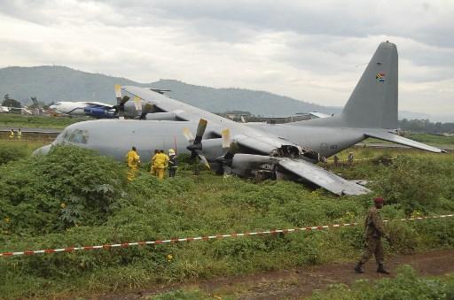 Plane crash a big blow to SA Air Force – experts