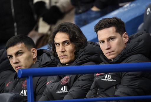 Cavani desire to leave PSG sparks Lampard interest
