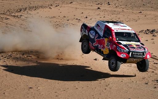 WATCH: Dakar stage eight highlights