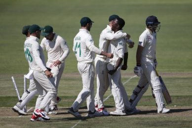 Rabada slammed by Holding, KP after celebration ban