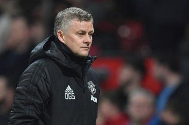 Solskjaer begs for time after Man Utd hit new low