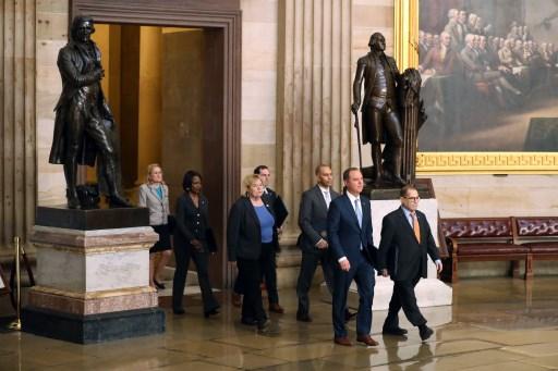 Trump impeachment trial begins in US Senate