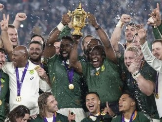 RWC19: Join The Citizen as we celebrate the Boks' World Cup victory a year ago today