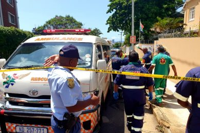 Manhunt launched after second KZN policeman killed