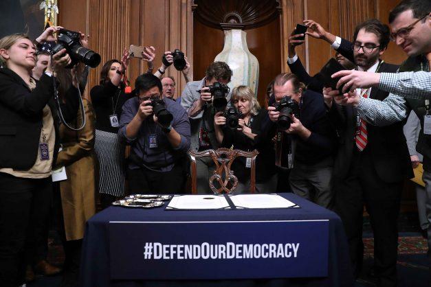 US Senate prepares to set Trump trial in motion