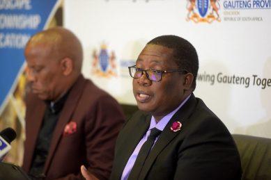 Lesufi rubbishes rumours surrounding Bidvest's school cleaning contract