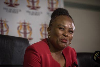 Process to 'dethrone' Mkhwebane to continue despite court challenge