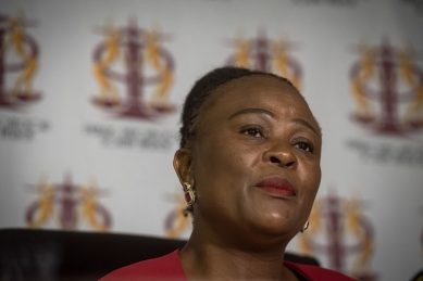 ConCourt hears of Mkhwebane's 'reckless attempt to nail the president'