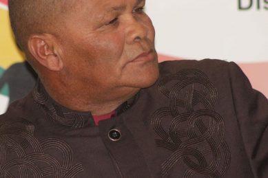 Northern Cape mayor JJJ Olyn dies