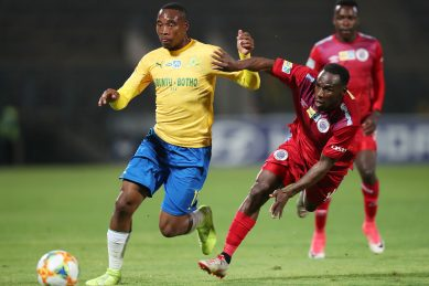 Blow by blow: SuperSport vs Sundowns