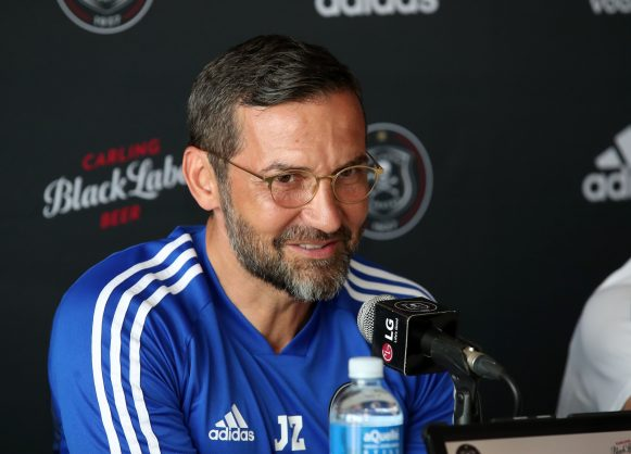 Zinnbauer urges Pirates players to keep it clean