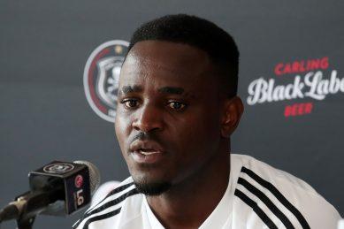I don't fear Chiefs, says Pirates striker Mhango