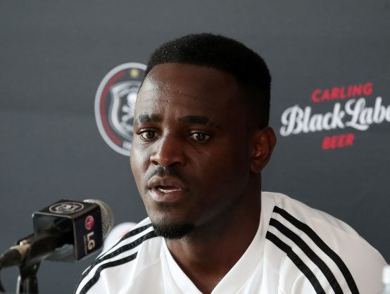 I don't fear Chiefs, says Pirates striker Mhango