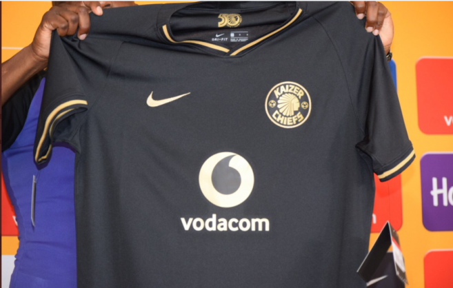 Chiefs launch jersey to celebrate 50th anniversary