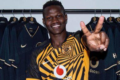 Chiefs sign Kenyan international Akumu Agay