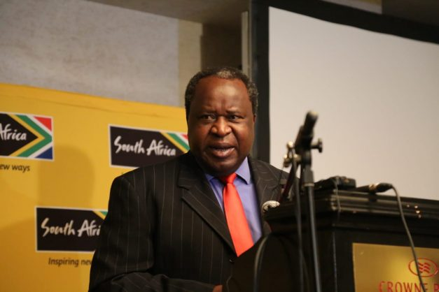 Mboweni predicts 'deep recession' for SA in 2020, with rapid rebound next year