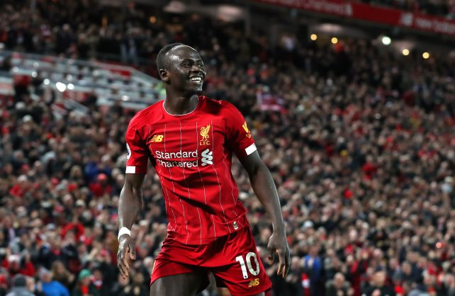 Liverpool and Senegal star Mané named Player of the Year at CAF Awards