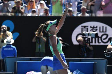 Kenin stuns top seed Barty to reach Australian Open final