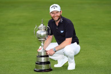 SA Open win could propel Grace to greatness