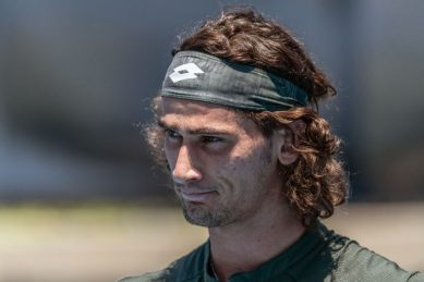 Harris, SA's rising tennis star, marches on in Adelaide