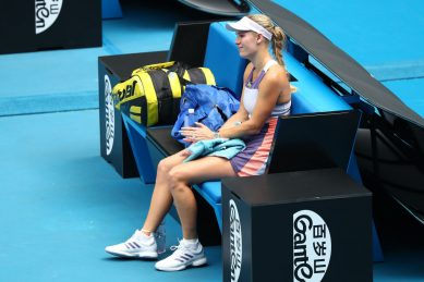 'I'm cried out' – Wozniacki ends glittering career with Australia defeat