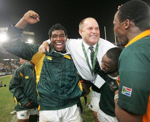 Lions will rise again, believes Loffie Eloff