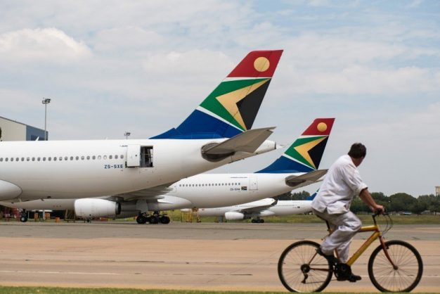 SAA has only five planes left… how will it fly?