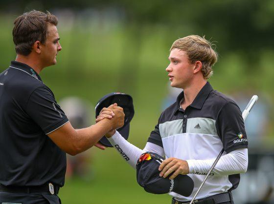 Teenage sensation Schaper surges into SA Open contention