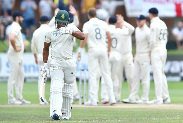 Proteas slump to heavy defeat despite Maharaj heroics