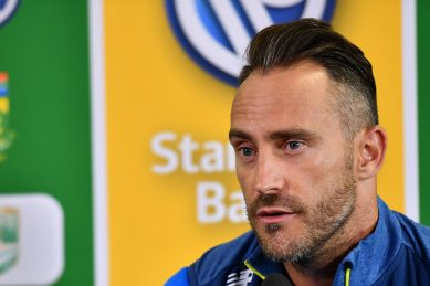 Faf won't ditch Proteas captaincy just because of 'pressure'