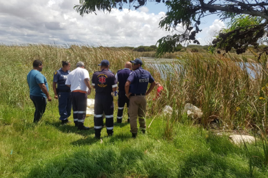Pastor finds body of naked woman floating in Eastern Cape dam with her hands and feet bound