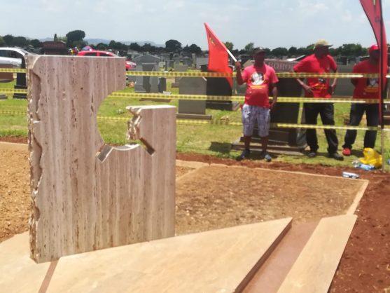 WATCH: Nzimande, SACP target Trump's aggression, state capture